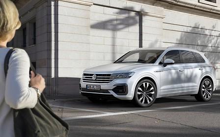 Автомобиль недели: Volkswagen Touareg