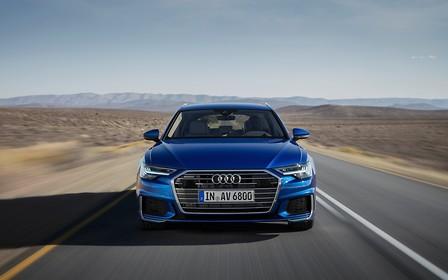 Универсал Audi A6 получил полноуправляемое шасси
