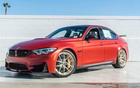 Он такой один: уникальный BMW M3 за $130 тысяч выставили на продажу