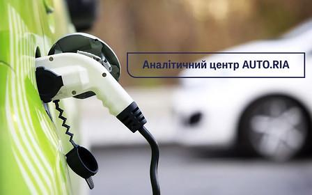 Электромобили: что ищут и покупают в Украине?