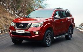 В Китае стартуют продажи внедорожника Nissan Terra