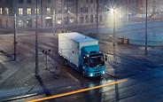 Компания Volvo Trucks представила свой первый электрогрузовик
