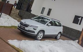 Автомобиль недели: Skoda Karoq