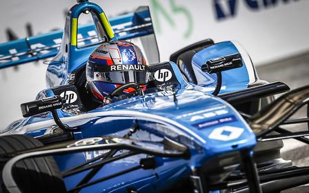 Formula Е: команда Renault E.Dams — шоста на вулицях Риму