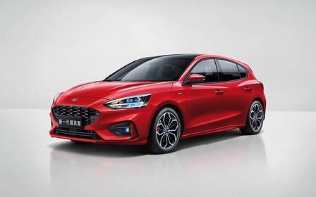 Новый Ford Focus ST получит двигатель от старого RS