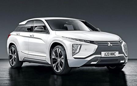 Новый Mitsubishi Lancer может переродиться в виде кроссовера