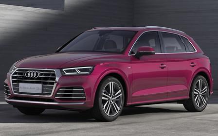 Размер имеет значение: в Пекине показали удлиненный Audi Q5