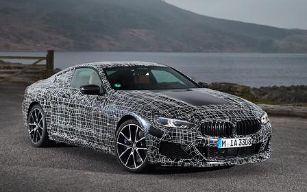 BMW 8 серии: полный привод и V8