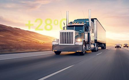 Ночная смена: в Украине запретили движение грузовиков в жаркие дни