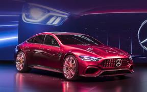 805 лошадей: Mercedes-AMG готовит новый гибрид