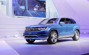 Сдали «Тару»: Volkswagen не утаил свою версию кроссовера Skoda Karoq