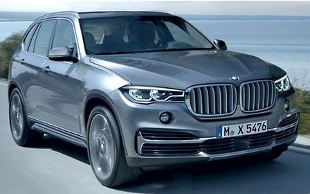 Новый BMW X5 покажут еще до конца года