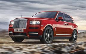 Автомобиль недели: Rolls-Royce Cullinan