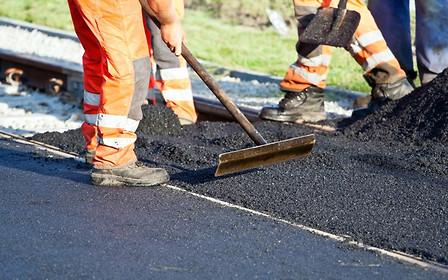 Хай-так: в Украине попытаются строить дороги из шлака