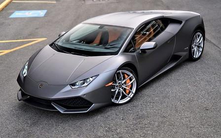 Украинские таможенники конфисковали Lamborghini Huracan