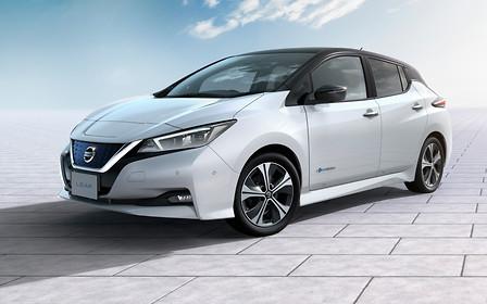 Уходит каждые 10 минут: новый Nissan Leaf бьет рекорды продаж