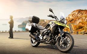 Мотолинейка Suzuki пополнилась двумя моделями