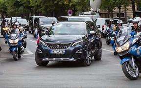 Бронированный кроссовер для президента Франции построили в Peugeot