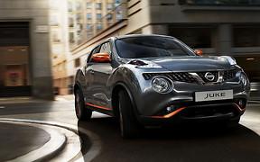 Обновленный Nissan Juke добрался до Украины