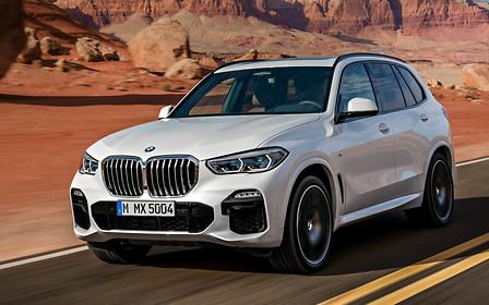 Автомобиль недели: BMW X5