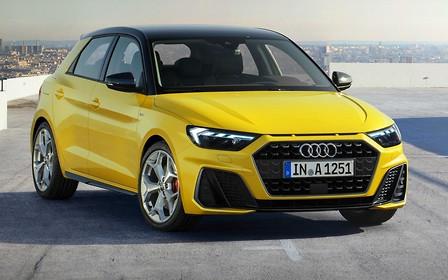 Спалился! Audi A1 нового поколения полностью рассекретили