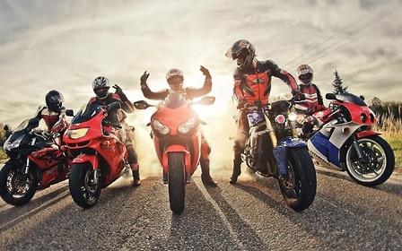 С праздником! 18 июня - Всемирный день мотоциклиста