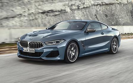 Борт №1: BMW представил купе 8-Series нового поколения