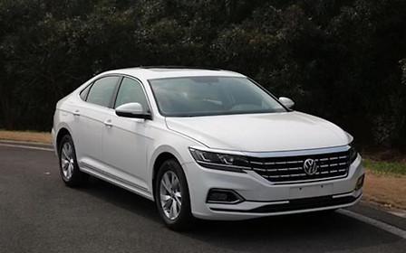 Новый VW Passat заметили в Китае - и даже узнали его цену!