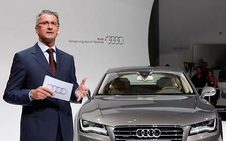 Арест и увольнение: главу Audi подозревают в причастности к «дизельгейту»
