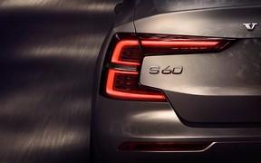 Представлен новый Volvo S60. За дизелем не занимать