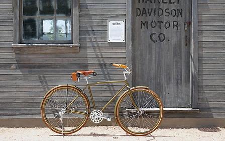 Новый уровень: Harley-Davidson начал делать велосипеды