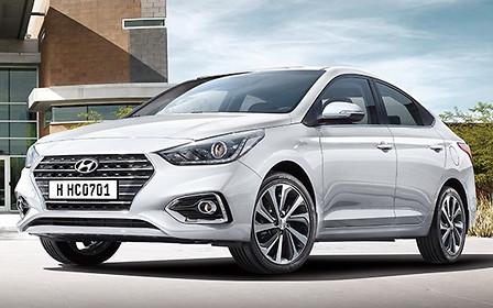 Літнє зниження цін на Hyundai Accent Classic та New Accent