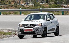 Самый дешевый паркетник Renault тестируют в Европе