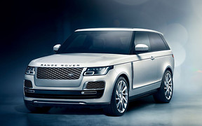 Что у новенького? Пятый Range Rover получит другие моторы и автопилот