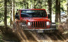 Европейский Jeep Wrangler получит дизельный мотор