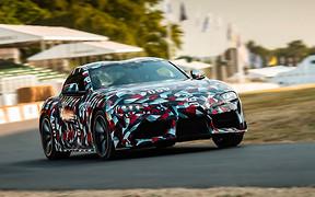 Новая Toyota Supra: 340 л.с. и 4,5 секунды до сотни