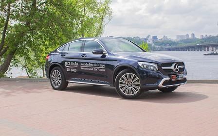 Тест-драйв Mercedes-Benz GLC Coupe