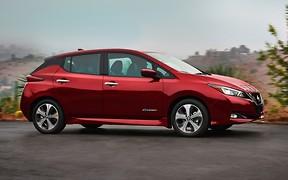 Nissan Leaf получит 200 л.с. и 320 км пробега