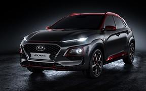 Герой нашего времени: Hyundai Kona повысили из зомби до Железного человека