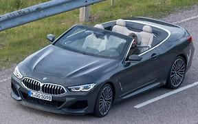 Крышу сносит: кабриолет BMW 8-Series нового поколения вышел на тесты