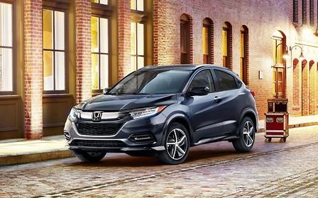 Автомобиль недели: Honda HR-V