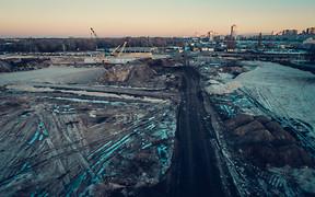 Большую окружную дорогу Киева достроят в 2019 году
