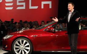 Компания Tesla установила новый рекорд. Убытков