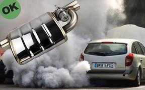 Тюнинг по-немецки: 2000 евро за «противогаз» для дизеля