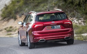 Тест-драйв Ford Focus: Пир на голодный желудок