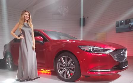 Обновленная Mazda6 уже в Украине: что изменилось?
