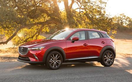 Mazda CX-3 второго поколения: новая платформа и моторы SkyActiv