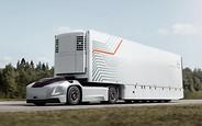 Vera в будущее: компания Volvo Trucks представила новый тягач. ВИДЕО