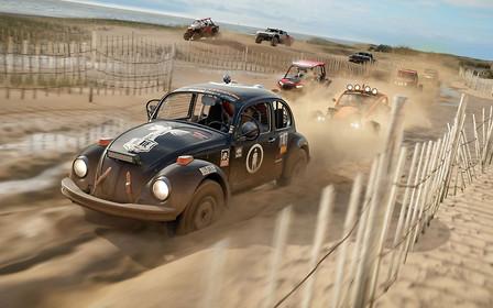 Обыграться! В новой Forza Horizon 4 будет 450 машин. ВИДЕО