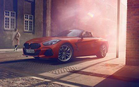 Автомобиль недели: BMW Z4
